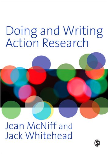 Doing and Writing Action Research   2009 edition cover