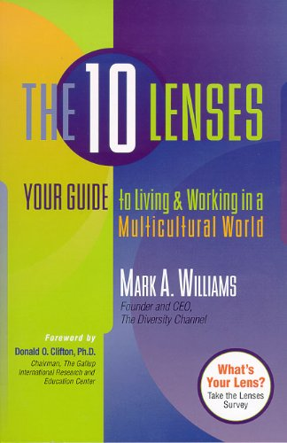10 Lenses Your Guide to Living and Working in a Multicultural World  2001 edition cover
