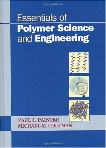 Essentials of Polymer Science and Engineering   2008 edition cover