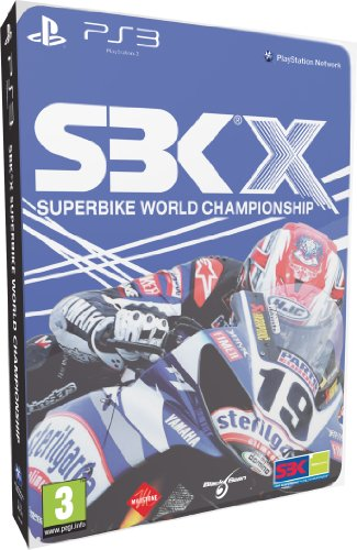 SBK X Special Edition (PS3) PlayStation 3 artwork