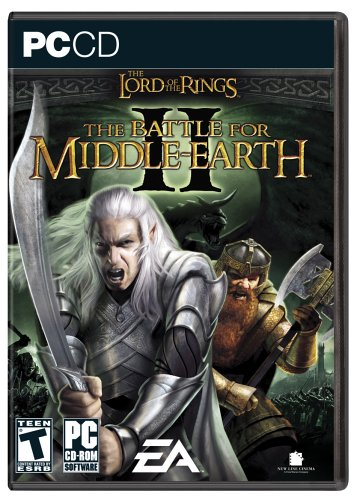 The Lord of the Rings: Battle for Middle Earth 2 Windows XP artwork