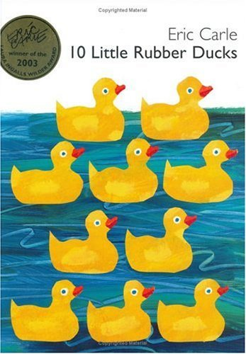 10 Little Rubber Ducks   2005 edition cover