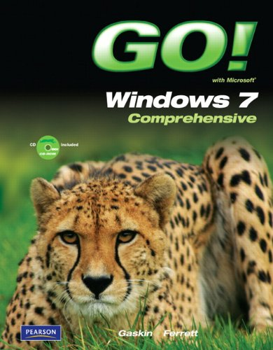 Microsoft Windows 7 Comprehensive   2012 (Revised) edition cover