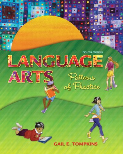 Language Arts Patterns of Practice 8th 2013 (Revised) 9780132685757 Front Cover