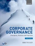 Corporate Governance Principles, Policies, and Practices 3rd 2015 9780198702757 Front Cover