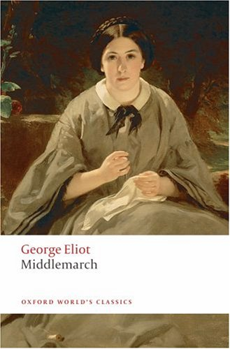 Middlemarch   2008 edition cover