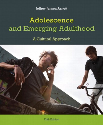 Adolescence and Emerging Adulthood Plus NEW MyPsychLab with Pearson EText -- Access Card Package  5th 2013 edition cover