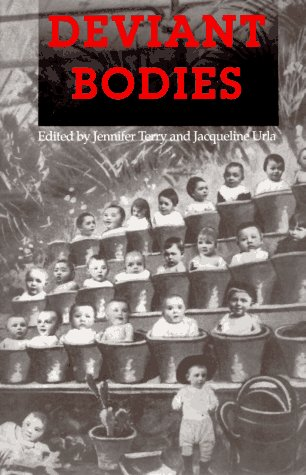Deviant Bodies Critical Perspectives on Difference in Science and Popular Culture N/A edition cover