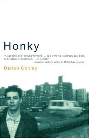 Honky   2001 (Reprint) edition cover