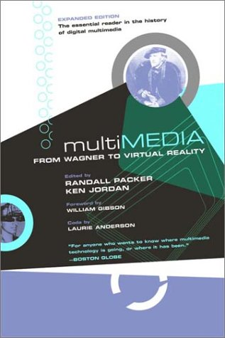 Multimedia From Wagner to Virtual Reality  2002 edition cover