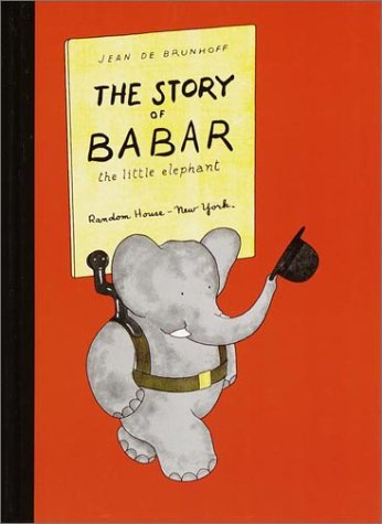 Story of Babar   2002 edition cover