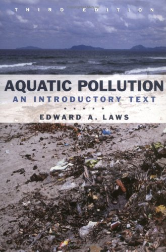 Aquatic Pollution An Introductory Text 3rd 2000 (Revised) edition cover