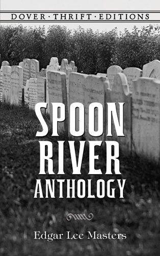Spoon River Anthology   1992 (Unabridged) edition cover