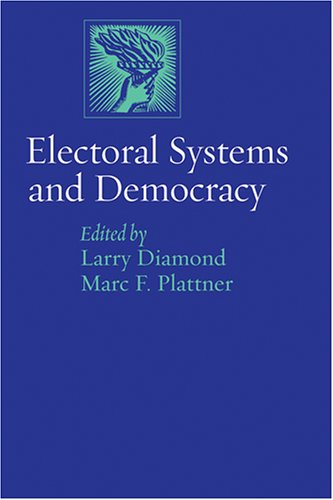 Electoral Systems and Democracy   2006 edition cover