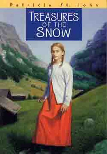 Treasures of the Snow   1999 edition cover
