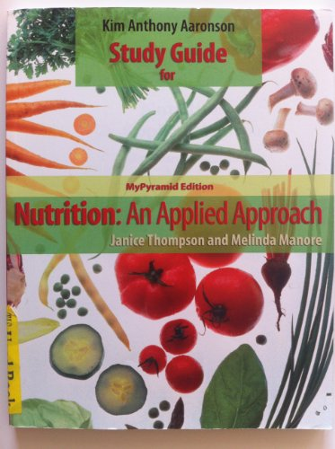 NUTRITION:APPL.APPR.MYPYRAMID- 1st edition cover