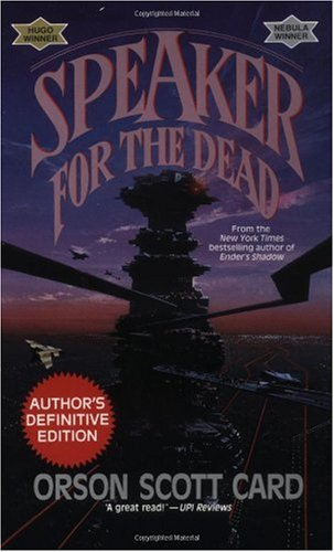 Speaker for the Dead   1991 (Revised) edition cover