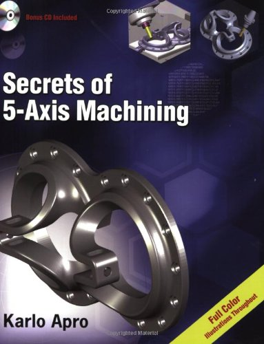 Secrets of 5-Axis Machining   2008 edition cover