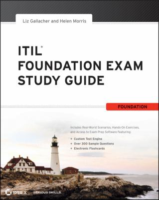 ITIL Foundation Exam Study Guide   2012 edition cover