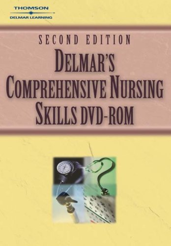 3-Pak Dvd/Nursing Skills  2nd 2004 9781401810757 Front Cover