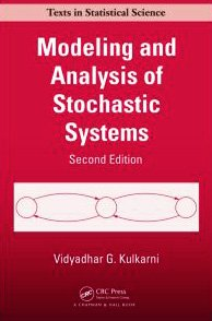 Modeling and Analysis of Stochastic Systems, Second Edition  2nd 2011 (Revised) edition cover