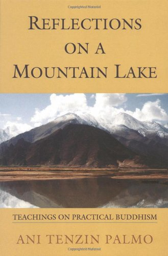 Reflections on a Mountain Lake Teachings on Practical Buddhism  2002 edition cover