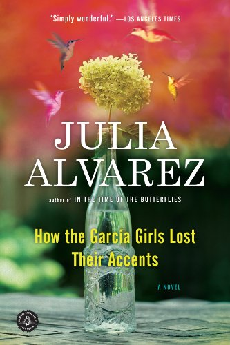 How the Garcia Girls Lost Their Accents  N/A 9781565129757 Front Cover