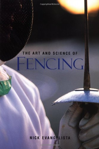 Art and Science of Fencing   2000 edition cover