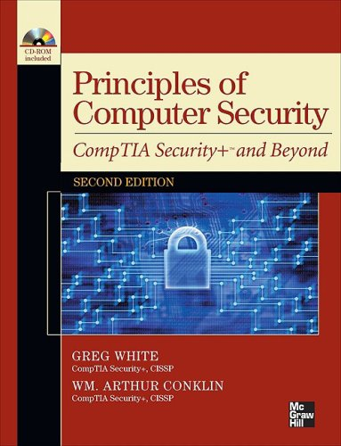 Principles of Computer Security CompTIA Security+ and Beyond 2nd 2010 edition cover