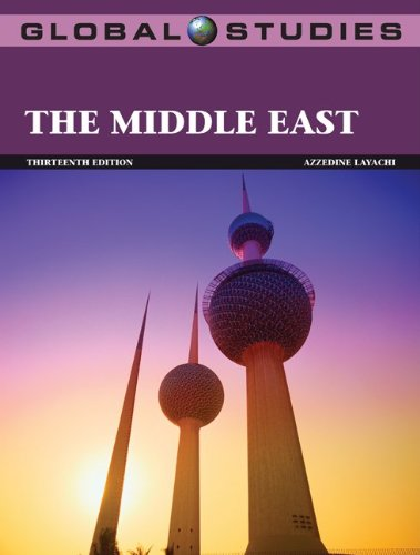 Middle East  13th 2011 edition cover