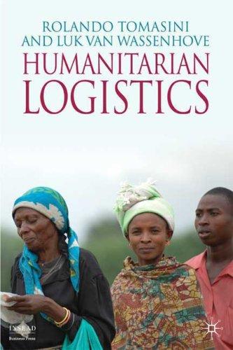 Humanitarian Logistics   2009 9780230205758 Front Cover