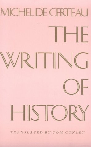 Writing of History   1998 edition cover