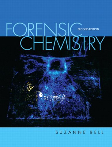 Forensic Chemistry  2nd 2013 (Revised) edition cover