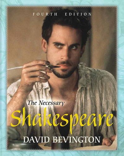 Necessary Shakespear  4th 2014 edition cover
