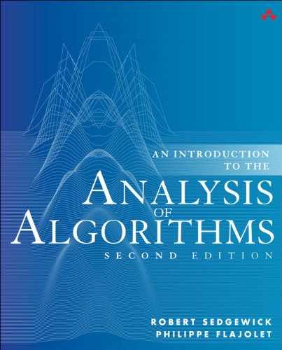 Introduction to the Analysis of Algorithms  2nd 2013 edition cover