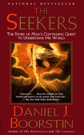 Seekers The Story of Man's Continuing Quest to Understand His World N/A edition cover