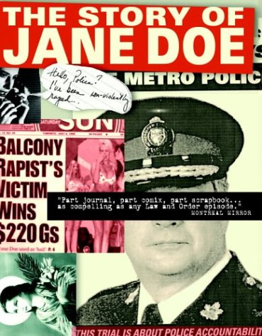 Story of Jane Doe A Book about Rape  2004 9780679312758 Front Cover