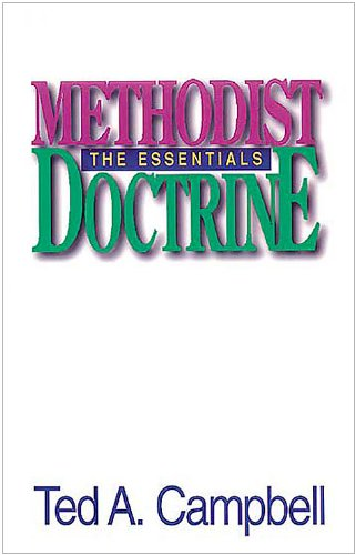 Methodist Doctrine The Essentials N/A edition cover