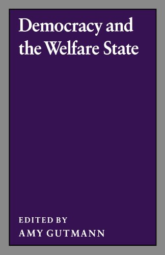 Democracy and the Welfare State   1988 edition cover