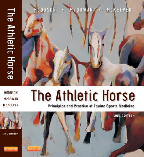 Athletic Horse Principles and Practice of Equine Sports Medicine 2nd 2014 edition cover