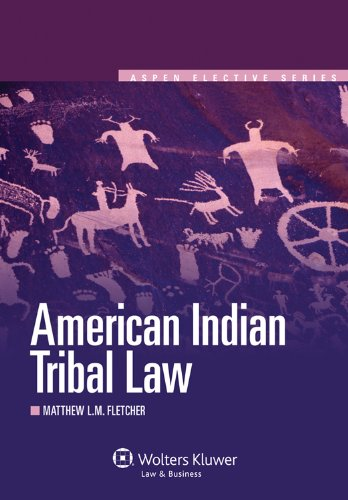 American Indian Tribal Law   2011 edition cover