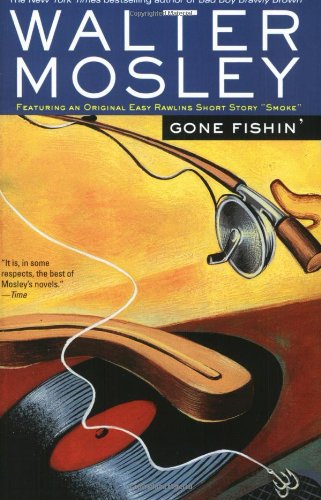 Gone Fishin' Featuring an Original Easy Rawlins Short Story Smoke  2002 (Reprint) edition cover