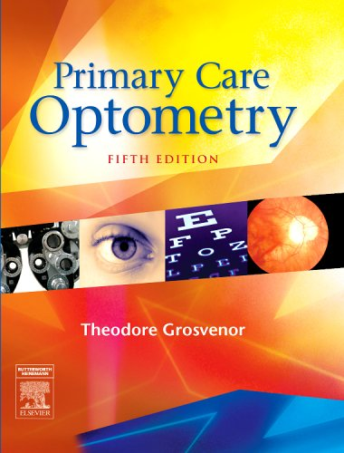 Primary Care Optometry  5th 2007 (Revised) edition cover