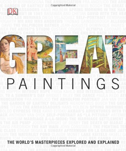 Great Paintings  N/A edition cover