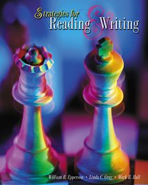 Strategies for Reading and Writing   2010 (Revised) edition cover