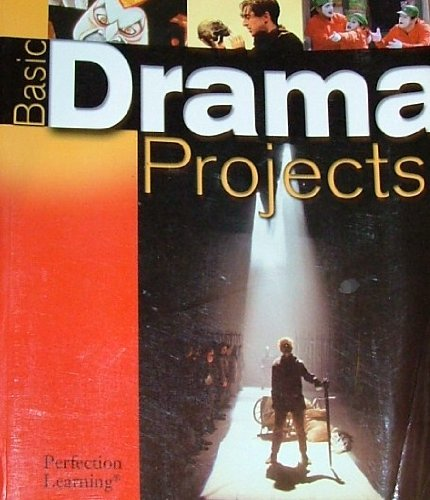 Basic Drama Projects: 8th 2004 edition cover