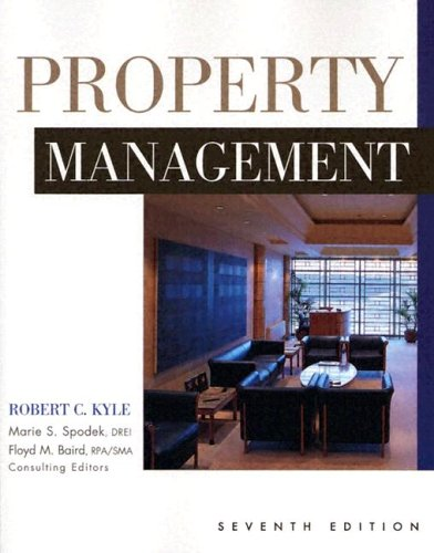 Property Management  7th 2004 (Revised) edition cover