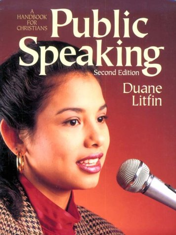 Public Speaking A Handbook for Christians 2nd 1992 edition cover