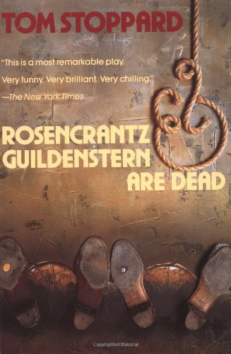 Rosencrantz and Guildenstern Are Dead  N/A 9780802132758 Front Cover