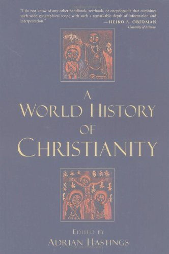 World History of Christianity   2000 (Reprint) edition cover